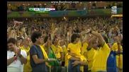 Бразилия 3:1 Хърватия, (бг аудио) Откриване на Световното