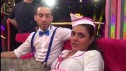 Dancing Stars - Eлена и Дидо за препятствията пред тях (13.04.2014г.)