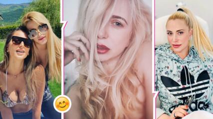 """Новото лице на Ваня Щерева, тя пусна снимка """"без грим, че и без филтър"""""""