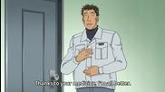 Detective Conan 790 Bekapon's Bleeding Service