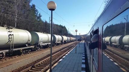 Вл. 3601 транзит през Дкм