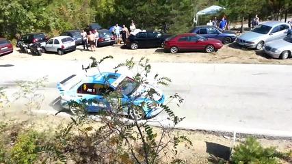 Rally Sliven 2012-игнат Исаев