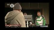 Изумителен Фрийстайл на Eminem 2010! Team Westwood Radio... Страхотно!!!