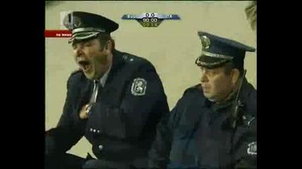 Голяма Скука България - Италия 0:0