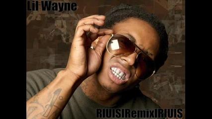 Ненормална! Lil Wayne Feat. Nicki Minaj ft. Rick Ross and The Game - Rah!