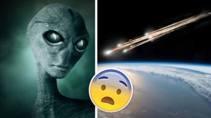 НЛО над Ирландия: Те идват! Този път пилоти ги видяха