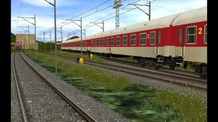 Прикачане на маневрата - Trainz