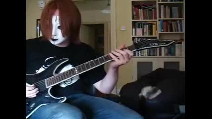 Slipknot - Psychosocial guitar cover