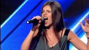 Живка Захариева - X Factor (08.10.2015)
