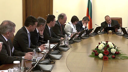 Борисов: Може да се похвалим, че имаме положително търговско салдо с Германия