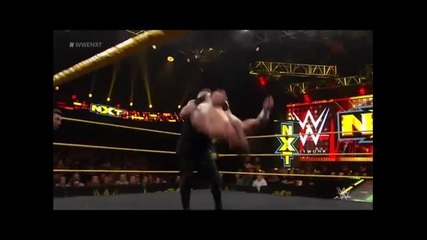Omg Moves Of The Night - Wwe Nxt 2_18_15