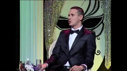 Ana Nikolic - Gostovanje - Novogodisnja emisija 'Bez Maske' - (TV BN 2013)