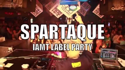 Spartaque plays at Iamt Party, Forsage