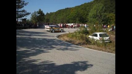 Rally Планинско Българка Sliven 18.09.2011 Audi