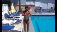 Jolanda's Ice Bucket Challenge