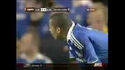 Champions Gol Iniesta Chelsea Vs Barcelona