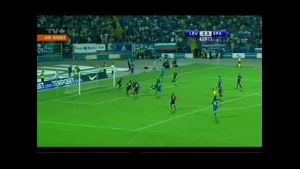 Левски 2:1 Спартак Търнава 28.7.2011