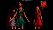 Барби - Ученичка в академия за принцеси (част 7)