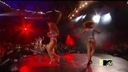 Beyonce - Sweet Dreams / Single Ladies (2009 Mtv Vmas) ( Високо Качество )