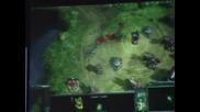 Starcraft 2 Terran New Warriors Part 1