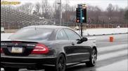 Mercedes Clk55 Amg Kleemann - 1/4 миля
