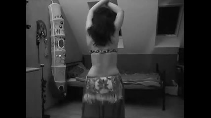 Shaina Bellydance Improvisation cik cik cik