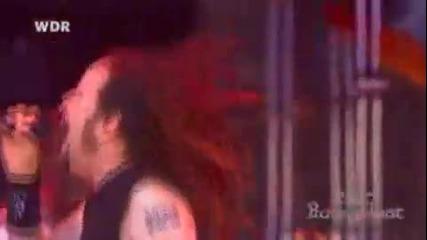 Korn - Freak on A Leash Live Rock Am Ring 2007