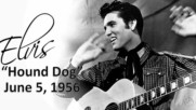Elvis Presely - Hound Dog - Milton Berle Show 1956