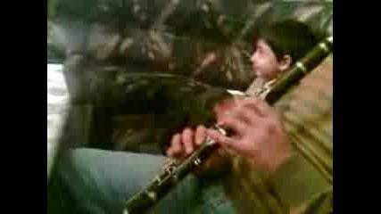 melytin - proba na klarinet