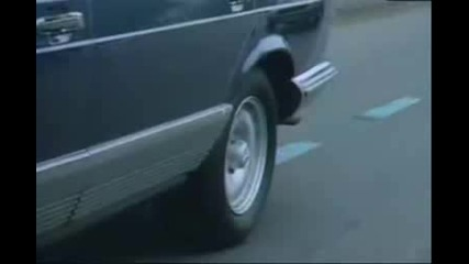 Mercedes S - class W126 500 Sel first generation