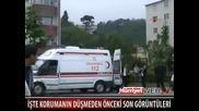 Убиха бодигарда на Ердоган