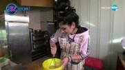 """Вечеря с дъх на скъп парфюм с Венцислава Тафкова в """"Черешката на тортата"""" (16.02.2021) - част 1"""