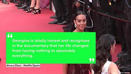 Cristiano Ronaldo's girlfriend Georgina is getting her own Netflix show