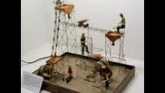 Строители се Борят с Кризата - Забавни Механични Играчки