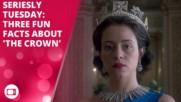 Три любопитни факта за The Crown