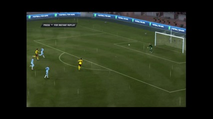 Fifa 12- Избор за най-красив гол !!!