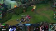 LoL - M19 vs. Hong Kong Esports - Група A Елиминационен Мач Игра 2 - IEM Катовица 2017
