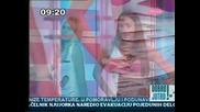 Jelena Mrkic i Sladjana Ivanisevic - Lazu @ Tv Pink