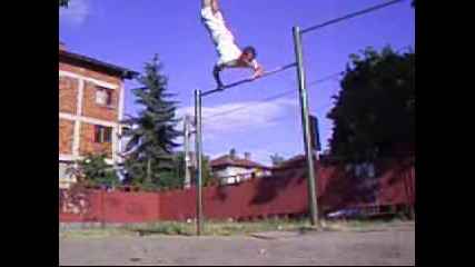 Street Fitness Alex ft. Nick