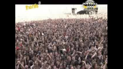 Trivium - Dying In Your Arms Download Fest