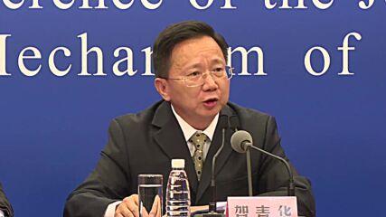 China: Nanjing Delta outbreak will continue spreading in short term - govt spox