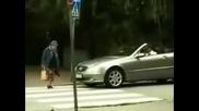 Не свиркайте по пешеходците