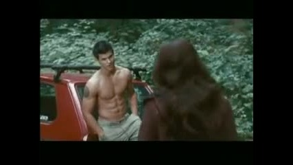 The Twilight Saga Eclipse Movie Clip Doesn't He Own a Shirt