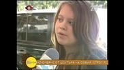Специален гост на Гала е певицата Анелия - На кафе (10.09.2014)