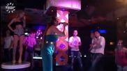 Глория към феновете си от Plazza Dance Center 06.06.2013 - By Planetcho