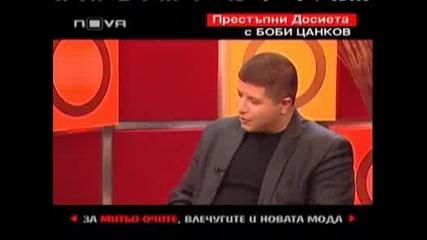 Боби Цанков в Горещо 7 - 14.11.2009.