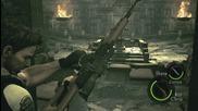 Resident evil 5- (част-14) Veteran, Dx10