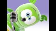 Коледна Реклама на Jumbo със мечето Gummy Bear 2012