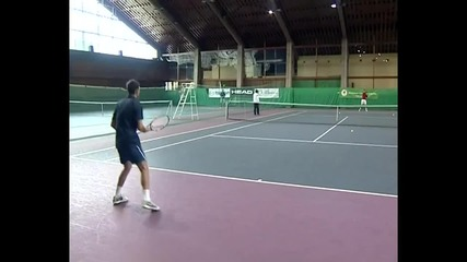 Световноизвестен тенис спец гостува в България