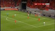 Холандия - България 1:2 ( Гол на Илиян Мицански ) 26.05.2012
